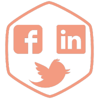 Social Media Integration - icons of the popular social networks